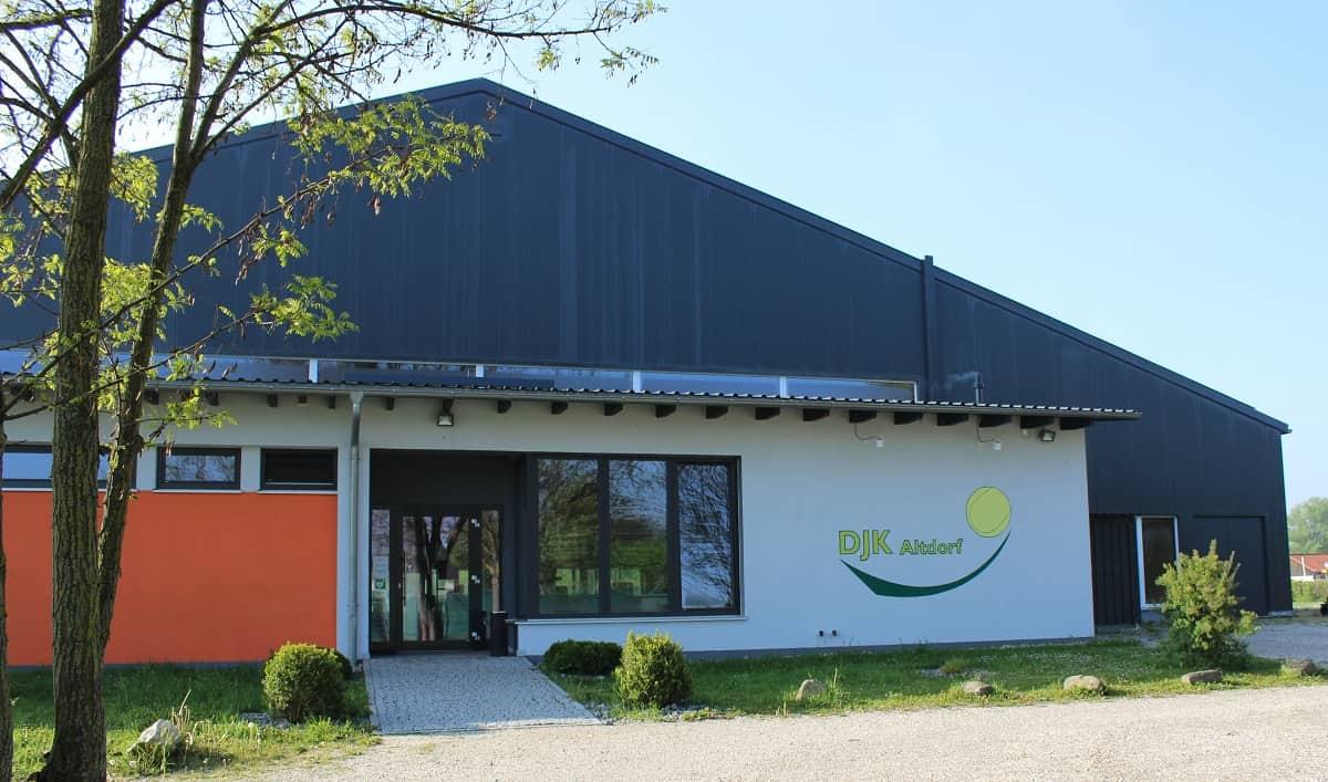 DJK Altdorf - Tennis spielen Landshut - Tennisclub, Tennisverein