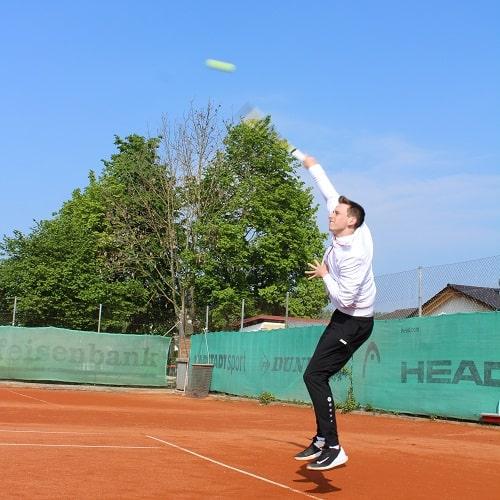 DJK Altdort Tennisclub - Tennis Landshut - Tennisverein - Tennis spielen lernen