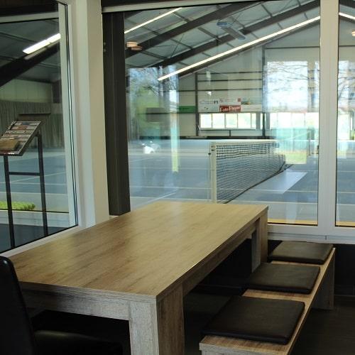 Tennishalle DJK Altdorf bei Landshut