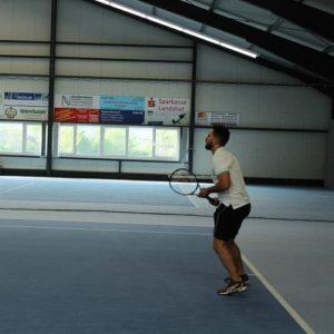 Tennishalle DJK Altdorf Tennisclub, Tennisverein, Tennis spielen in Landshut, Tenniskurse buchen, Aussenplätze, Hallenplätze (6)