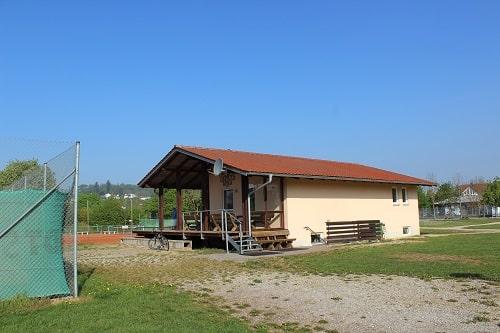 Tennisverein DJK Altdorf Außenanlage - Landshut draussen Tennis spielen - Tennisplätze draussen, Tennisclub Landshut