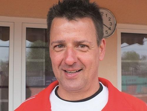 Gunter Wehnert - Tennislehrer beim DJK Altdorf - Landshut