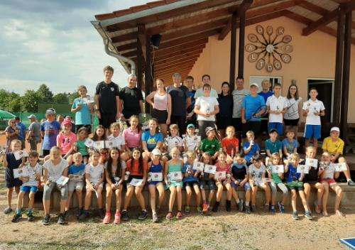Tenniscamp 2019 Feriencamp