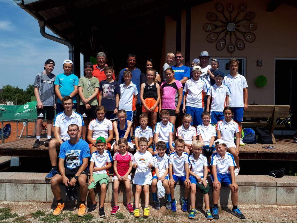 Tennis Sommerfest